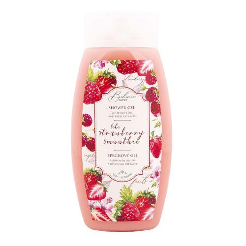 sprchový gel jahoda