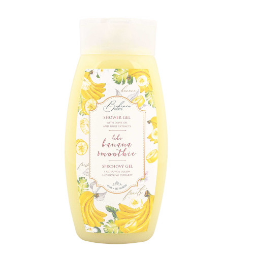 Sprchový gel - banán