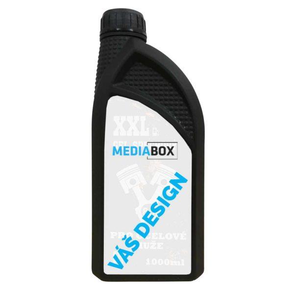 Industriální sprchový gel 1000 ml černý