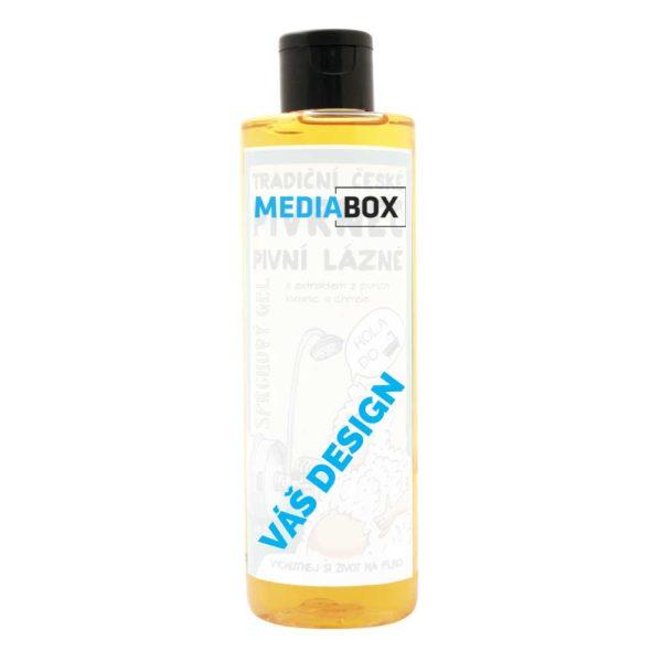 Sprchový gel 250 ml - bouillotte