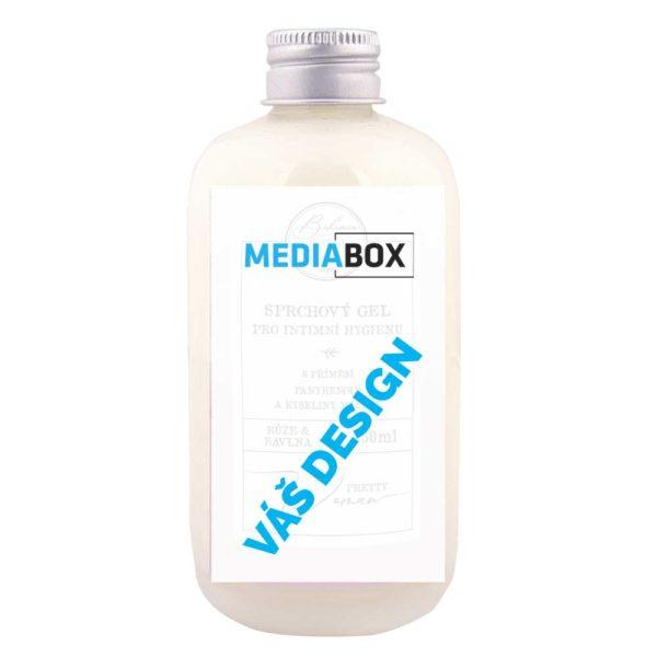 Sprchový gel 250 ml - cruchon