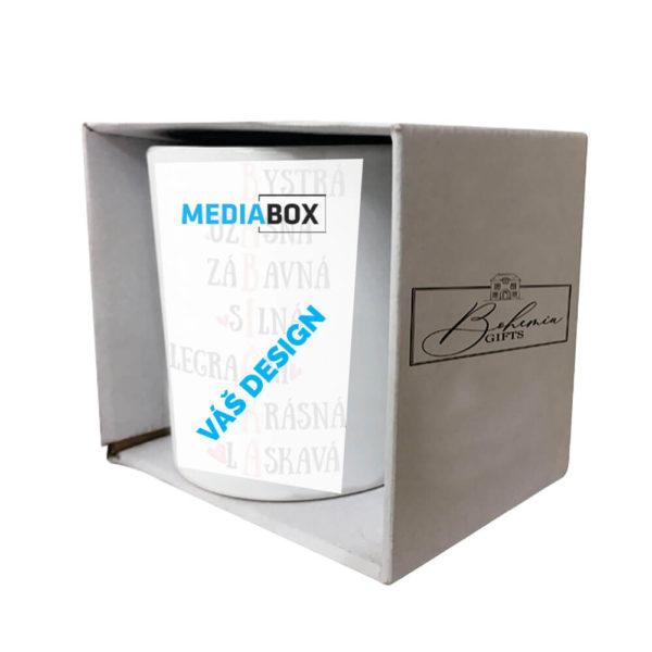 Hrnek s potiskem v krabičce